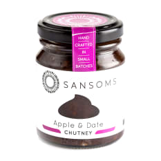 Sansoms Apple & Date Chutney, 140g