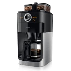 Philips Grind & Brew Coffee Maker, 1.2 Litre