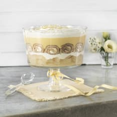 Consol Genoa Footed Trifle Bowl