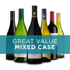 Yuppiechef Wine Great Value Mixed Case, Case of 6