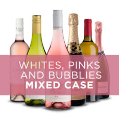Yuppiechef Wine Whites, Pinks & Bubbly Mixed Case