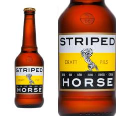 Striped Horse Pilsner
