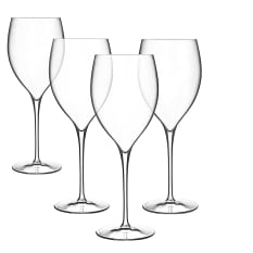 Luigi Bormioli Magnifico Red Wine Glasses, Set of 4