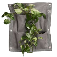 Vertical Veg 4 Pocket Hanging Planter
