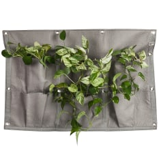 Vertical Veg 6 Pocket Hanging Planter