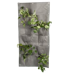 Vertical Veg 10 Pocket Hanging Planter