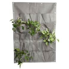 Vertical Veg 15 Pocket Hanging Planter