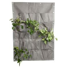 Vertical Veg 15 Pocket Hanging Planter