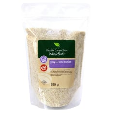 Health Connection Wholefoods Psyllium Husks, 350g