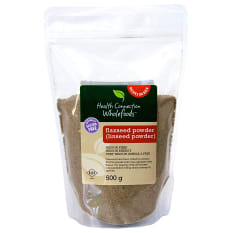 Health Connection Wholefoods Flaxseed/Linseed Powder