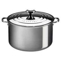 Le Creuset Professional 3 Ply Stainless Steel Stock Pot