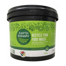 Earth Probiotic Bokashi Food Waste Digester Bran, 700g