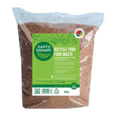 Earth Probiotic Bokashi Food Waste Digester Bran Refill