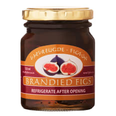 Figfun Brandied Figs, 125ml