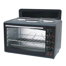 Sunbeam 3 Plate Compact Oven, 45 Litres