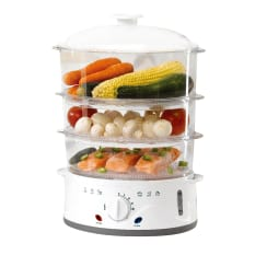 Sunbeam 3 Tier Food Steamer