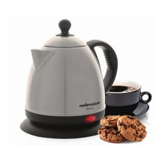 Mellerware Sienna Stainless Steel Mini Kettle, 800ml