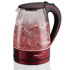 Mellerware Vision 1.7L Glass Kettle