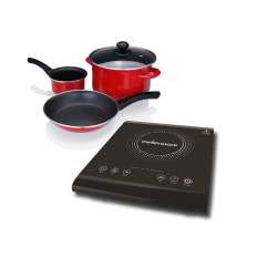 Mellerware Capri 2000W Induction Set