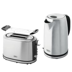 Defy Kettle & 2 Slice Toaster Set