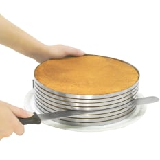 Zenker Adjustable Cake Slicing Collar