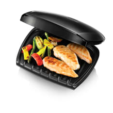 George Foreman 1500W Five Portion Family Griller