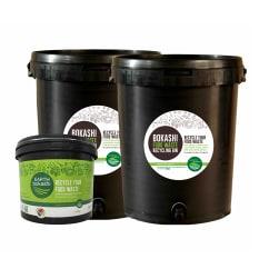 Earth Probiotic Bokashi Composting Kit
