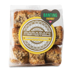 Mamamac's Almond and Coconut Flour Rusks, 200g