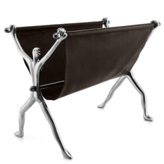 Carrol Boyes Figure Magazine Holder