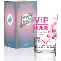 Ritzenhoff Everyday Darling Drinking Glass, 300ml