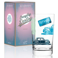 Ritzenhoff Everyday Darling Drinking Glass, 300ml
