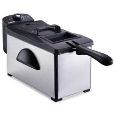 Salton Stainless Steel Deep Fryer, 3 Litre