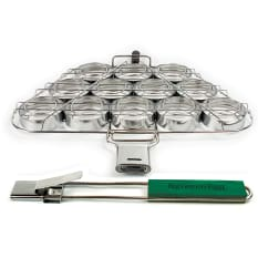 Big Green Egg Stainless Steel Mini Burger Basket