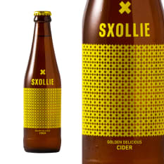 SXOLLIE Golden Delicious Cider