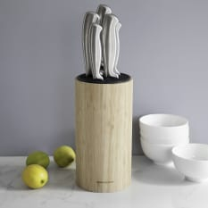 Humble & Mash Bamboo Knife Storage Block