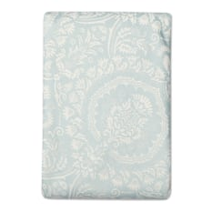 DSA Table Linen Specialists Rectangular Duck Egg Palace Damask Tablecloth