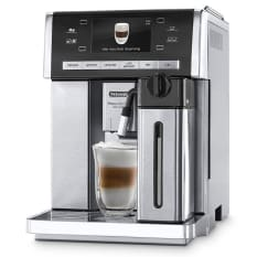 DeLonghi 1350W PrimaDonna Exclusive Automatic Coffee Machine, ESAM6900
