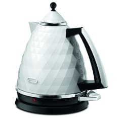 DeLonghi Brilliante Cordless Kettle, 1.7 Litre
