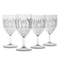 Humble & Mash Al Fresco Acrylic Wine Glasses