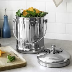 Yuppiechef Stainless Steel Compost Bin