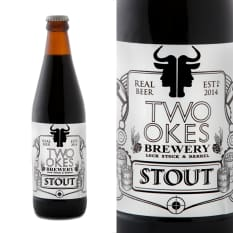 Two Okes Brewery Stout