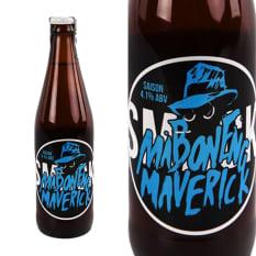 SMACK! Republic Brewing Co Maboneng Maverick Saison