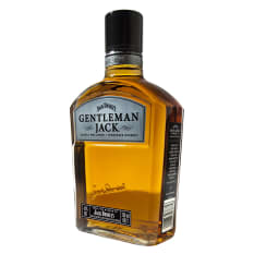 Jack Daniel's Gentleman Jack Whiskey, 750ml