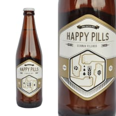 Woodstock Brewery Happy Pills German Pilsner