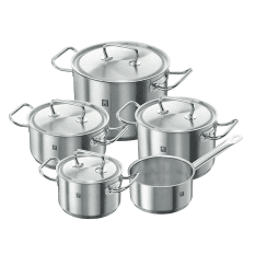 Zwilling 9 Piece Cookware Set