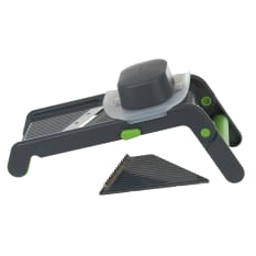 Progressive Folding Mandoline Slicer