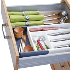 Progressive Expandable Drawer Organiser