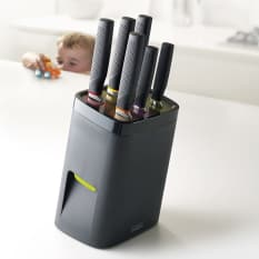 Joseph Joseph LockBlock Knife Block Set, Set of 6