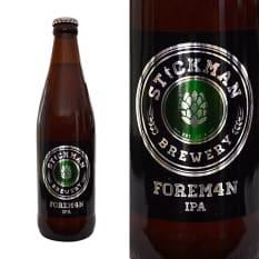 Stickman Brewery Foreman IPA