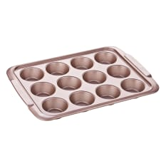 Tescoma Delicia Gold 12 Hole Muffin Pan